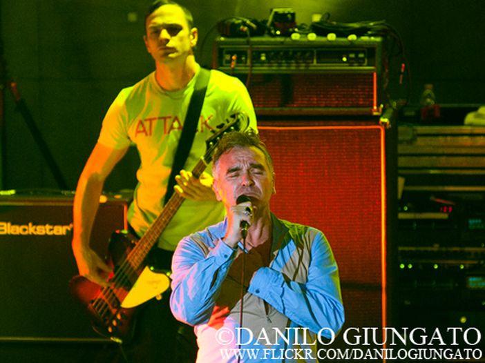 Morrissey, il nuovo album di studio uscirà nell'autunno 2008