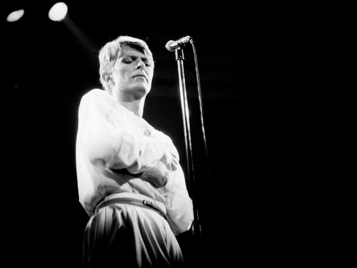 David Bowie, in arrivo 'Look at the Moon! (Live Phoenix Festival 97)'