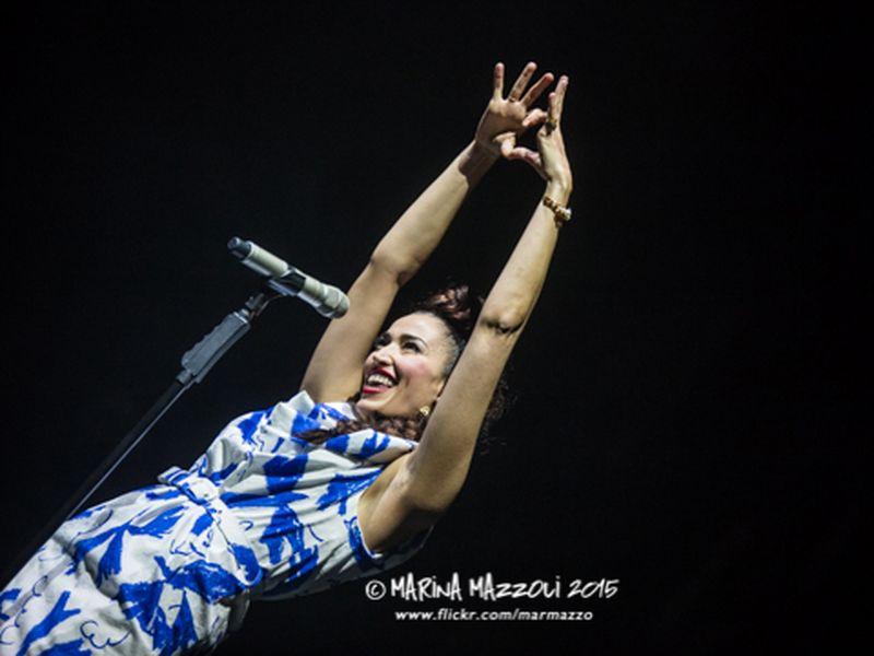 4 maggio 2015 - Teatro Dal Verme - Milano - Nina Zilli in concerto