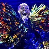 20 Luglio 2011 - Rock in Roma - Ippodromo delle Capannelle - Roma - Skunk Anansie in concerto