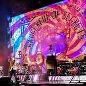 20 settembre 2018 - Teatro degli Arcimboldi - Milano - Saucerful of Secrets in concerto