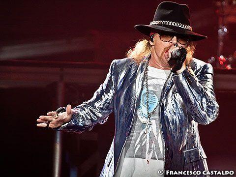 Guns n'Roses: si pensa già a una terza residency a Las Vegas