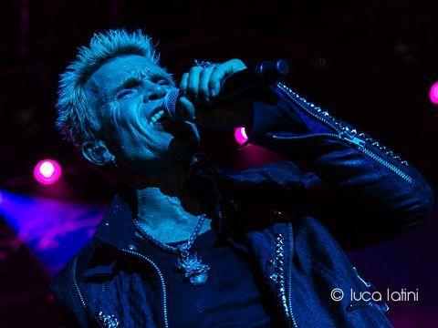 Billy Idol: i dettagli del nuovo album 'Kings & queens of the undergrond'