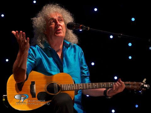 Brian May's animated film 'One Night In Hell' to première on Halloween