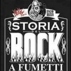 Enzo Rizzi/Storia del rock a fumetti