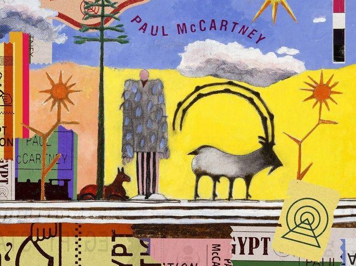 Paul McCartney, svelata la tracklist di 'Egypt Station'