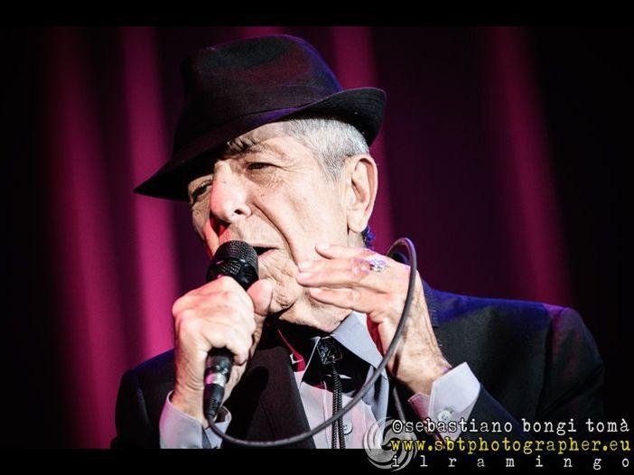 Guarda il trailer del film su Leonard Cohen e la sua musa