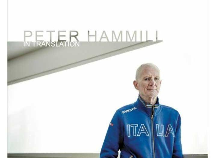 Peter Hammill, un album di cover (con molte canzoni italiane). Tracklist