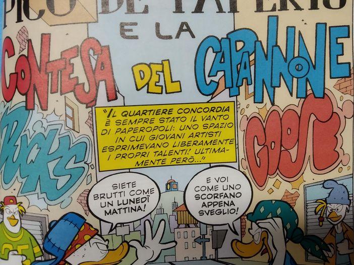 Topolino, il rap sbarca a Paperopoli (con Tupap e Famous)