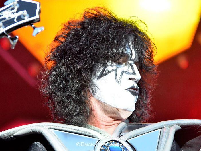 """Paul Stanley sui Kiss: """"E' la storia di un'amicizia tra due persone"""""""