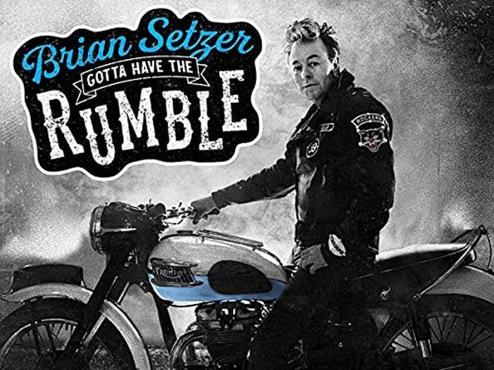 Brian Setzer, due singoli anticipano l'uscita dell'album. Video.