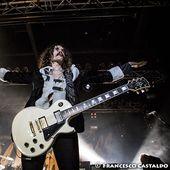 1 novembre 2013 - Live Club - Trezzo sull'Adda (Mi) - Darkness in concerto
