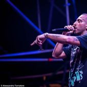 Luché in concerto a Rock in Roma 2019 - 26 luglio 2019