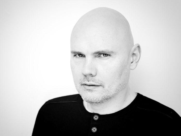 Billy Corgan, disco solista con Rick Rubin