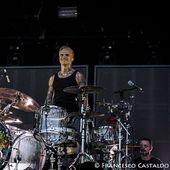 22 luglio 2014 - Ippodromo del Galoppo - Milano - Placebo in concerto