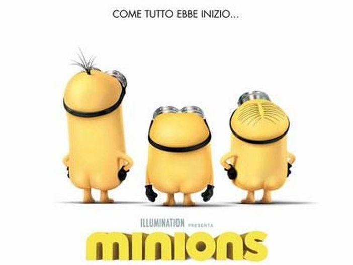 I Minions, una colonna sonora molto rock. TRAILER