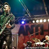 14 agosto 2012 - Carroponte - Sesto San Giovanni (Mi) - Anti-Flag in concerto