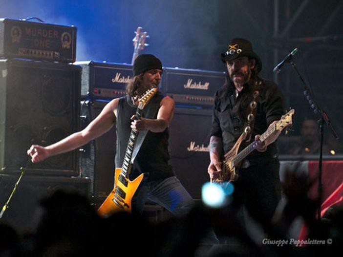 Motorhead, ancora problemi di salute per Lemmy: saltano altri due concerti