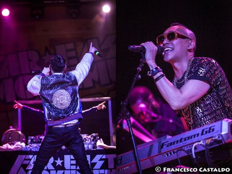 14 Marzo 2012 - Alcatraz - Milano - Far East Movement in concerto