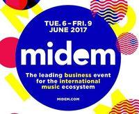 Midem 2017 to Host 2 World-Class Competitions: Midemlab & Midem Artist Accelerator