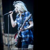 16 luglio 2014 - Castello Scaligero - Villafranca di Verona (Vr) - Kills in concerto