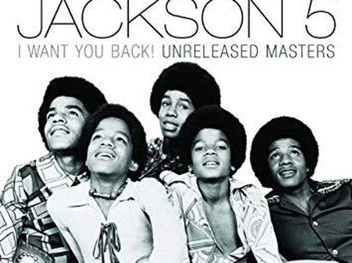 """I Want You Back"" dei Jackson 5 compie 50 anni"