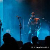 13 marzo 2013 - Teatro La Claque - Genova - Giardini di Mirò in concerto