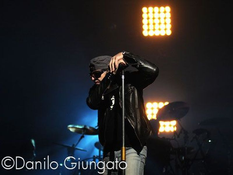 17 Ottobre 2010 - MandelaForum - Firenze - Vasco Rossi in concerto
