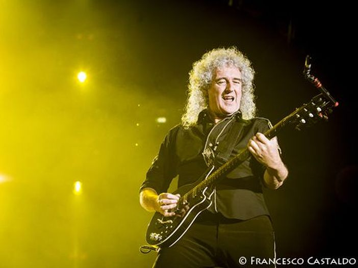 "Queen, Brian May: ""Freddie Mercury faceva spesso scenate"""
