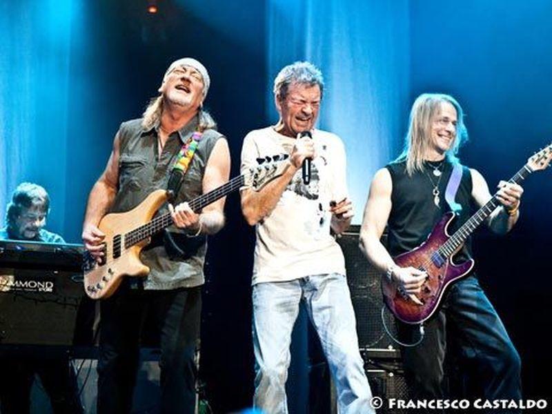 15 Dicembre 2009 - MediolanumForum - Assago (Mi) - Deep Purple in concerto