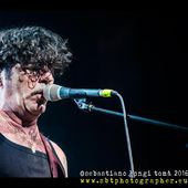 24 dicembre 2016 - The Cage Theatre - Livorno - Bobo Rondelli in concerto