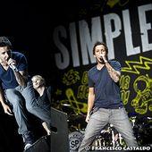 4 Settembre 2011 - I-Day Festival - Arena Parco Nord - Bologna - Simple Plan in concerto