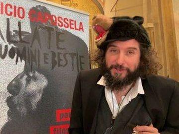 """Vinicio Capossela - racconta le sue """"Ballate per uomini e bestie"""""""