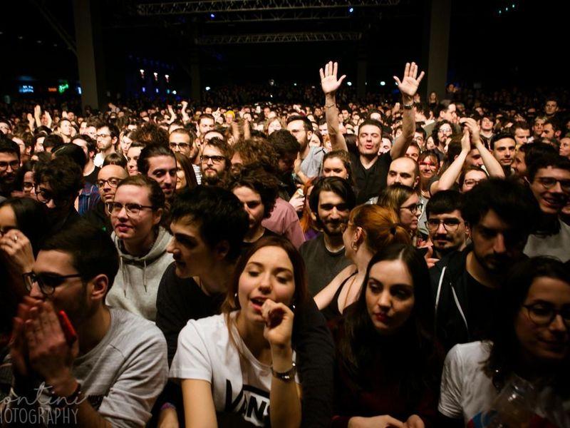 20 marzo 2018 - Fabrique - Milano - Phoenix in concerto