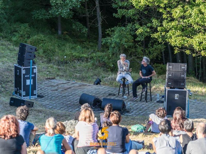 5 agosto 2020 - Parco Capanne di Marcarolo - Bosio (Al) - Niccolò Fabi in concerto