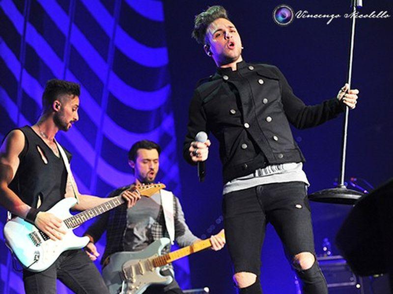 13 dicembre 2014 - PalaAlpitour - Torino - Dear Jack in concerto