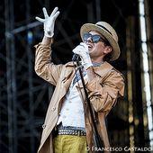 11 luglio 2014 - Ippodromo del Galoppo - Milano - Nobraino in concerto