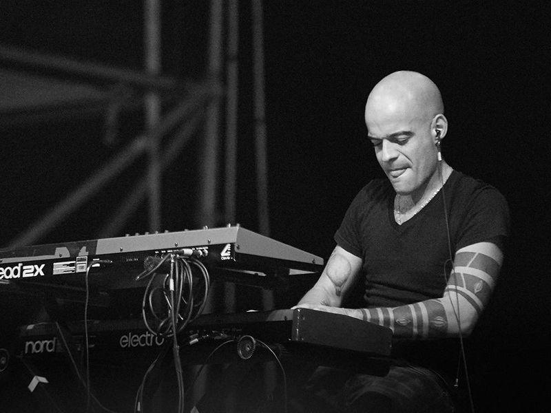 8 Settembre 2016 - Metarock - Pisa - Calcutta in concerto