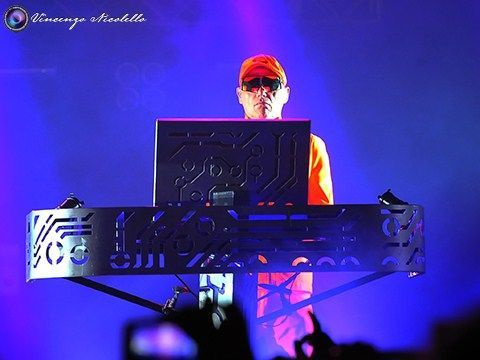 July 25th, 2014 - Traffic Free Festival - Piazza San Carlo - Torino - Pet Shop Boys in concert