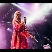 10 luglio 2017 - Sexto 'Nplugged - Piazza Castello - Sesto al Reghena (Pn) - Austra in concerto