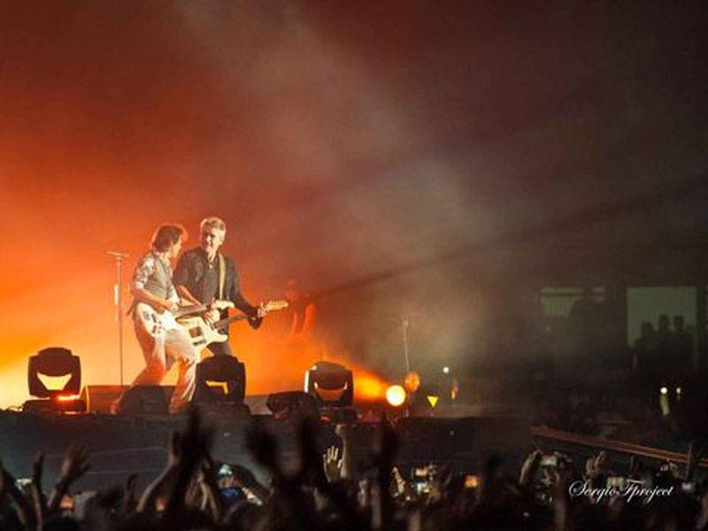 20 settembre 2014 - Stadio della Vittoria - Bari - Ligabue in concerto