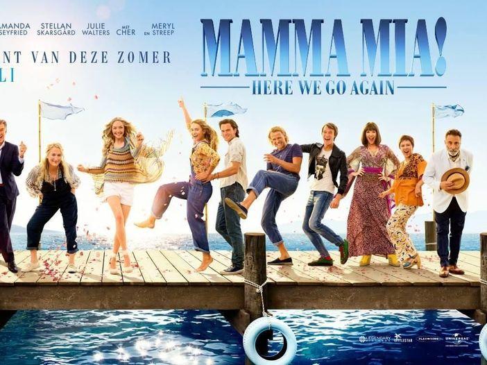 La colonna sonora del nuovo 'Mamma Mia: Here We Go Again' esce il 13 luglio. Ascolta il primo estratto 'Fernando'