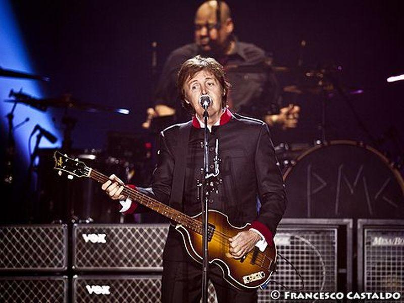 27 Novembre 2011 - MediolanumForum - Assago (Mi) - Paul McCartney in concerto