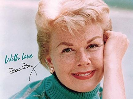 Doris Day, tutte le sue canzoni in Top Ten