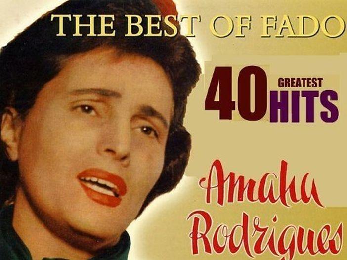 Amalia Rodrigues, una voce dal Portogallo