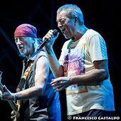 21 luglio 2013 - Ippodromo del Galoppo - Milano - Deep Purple in concerto