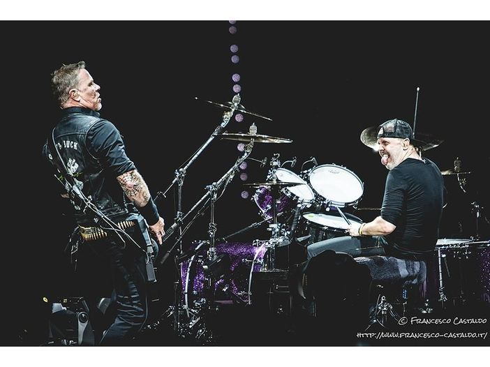 Metallica, la scaletta e i video dello show acustico di San Francisco