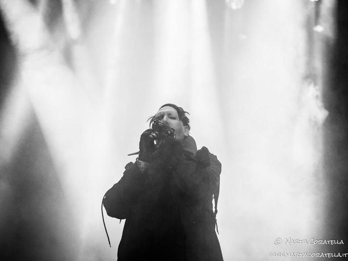 Concerti: Marilyn Manson, unica data italiana il 17 giugno a Milano