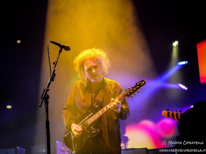 Concerti, Cure: la scaletta del live di Milano del primo novembre 2016