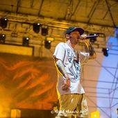 18 luglio 2014 - Goa Boa Festival - Arena del Mare - Genova - Salmo in concerto